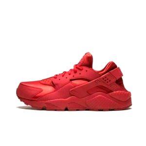 Nike air huarache red womens sneakers sz 8.5